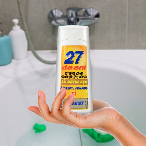 Gel De Dus 27 De Ani 250 ML 1