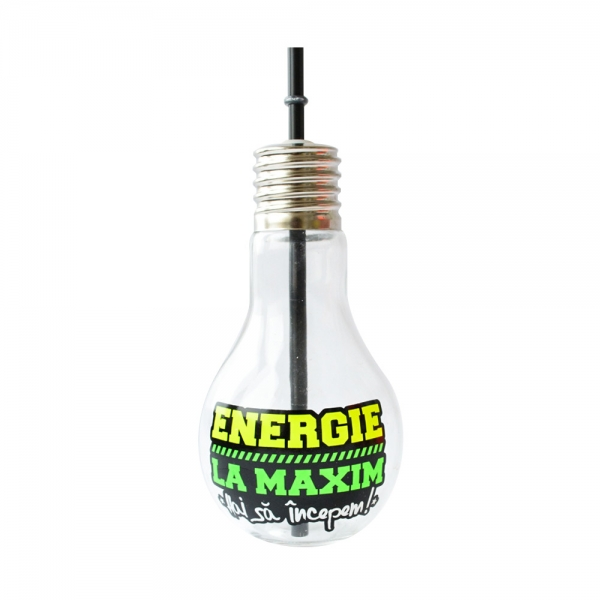 Pahar Bec Energie La Maxim 400 ML 2