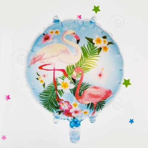 Balon Party Flamingo 0