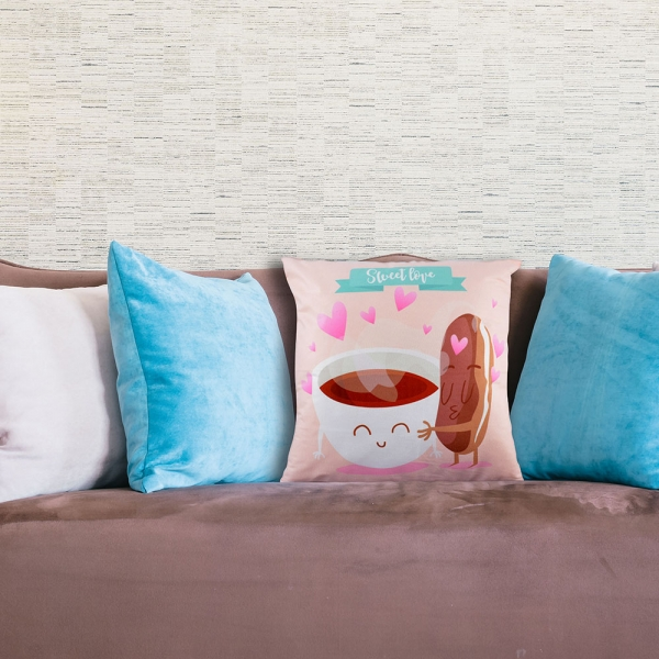 Perna Decorativa Sweet Love 45X45 CM 1