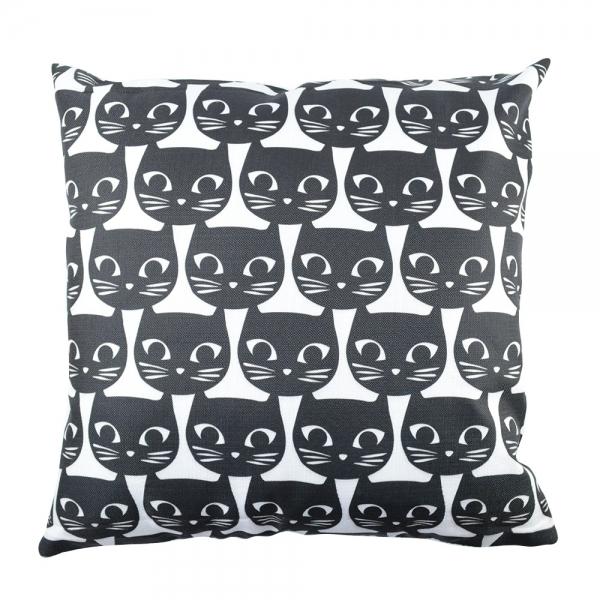 Perna Decorativa Pisica 45X45 CM
