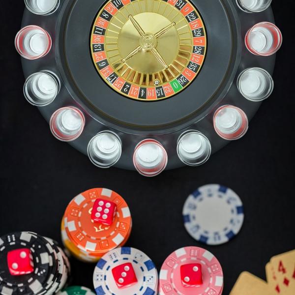 Joc Ruleta Cu Shot-uri 32 CM