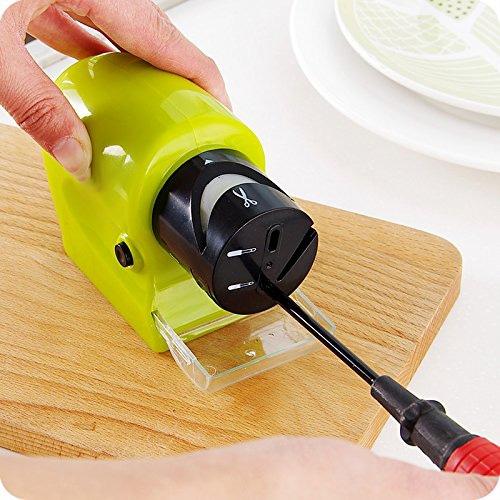 Dispozitiv Electric Pentru Ascutit Cutite, Foarfece, Surubelnite Swifty Sharp - 20W 2
