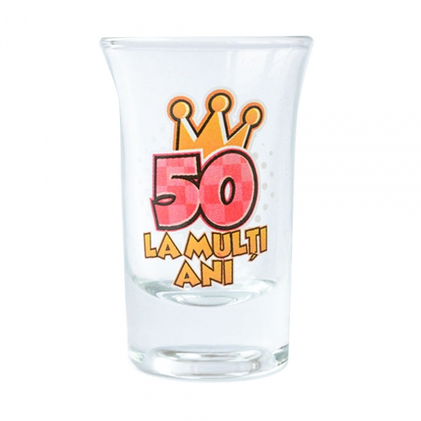 Pahar Shot La Multi Ani 50 35 ML 2