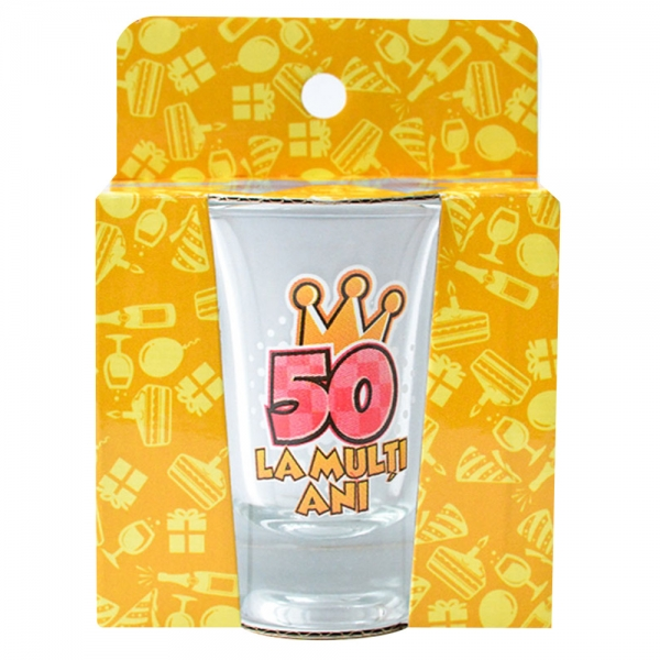 Pahar Shot La Multi Ani 50 35 ML 3