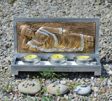 Suport Lumanari Buddha #2 0