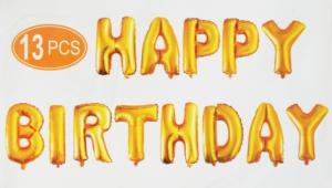 Balon Party Happy Birthday