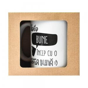 Cana Ideile Bune Incep Cu O Cafea Buna 250 ML15
