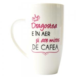 Cana Dragostea E In Aer Si Are Miros De Cafea 400 ML18