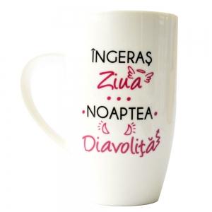 Cana Ingeras Ziua, Noaptea Diavolita 400 ML18