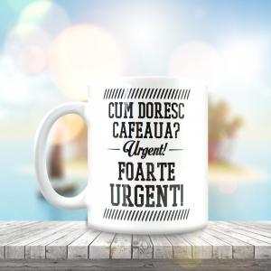 Cana Cum Doresc Cafeaua? 250 ML