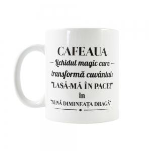 Cana Cafeaua – Lichidul Magic – 250 ML