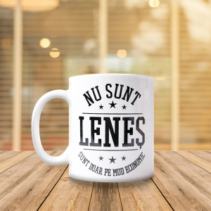 Cana Nu Sunt Lenes! 250 ML1
