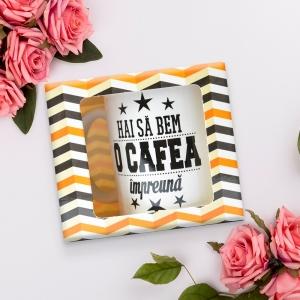 Cana Hai Sa Bem O Cafea Impreuna! 250 ML0