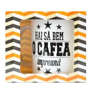 Cana Hai Sa Bem O Cafea Impreuna! 250 ML3