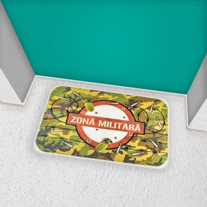 Covoras Zona Militara 60X40 CM1