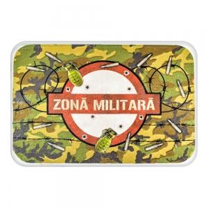 Covoras Zona Militara 60X40 CM2