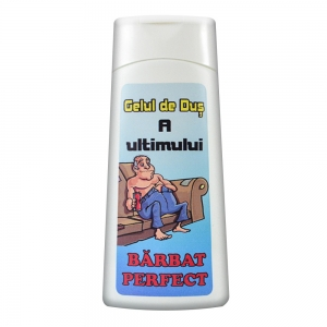 Gel De Dus Ultimul Barbat Perfect 250 ML2