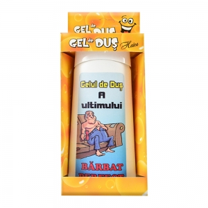 Gel De Dus Ultimul Barbat Perfect 250 ML3