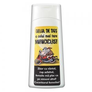 Gel De Dus Cel Mai Tare Motociclist 250 ML
