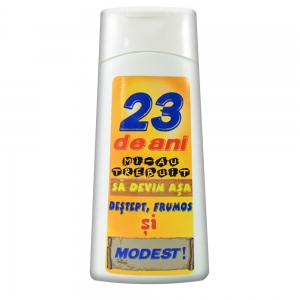 Gel De Dus 23 De Ani 250 ML2