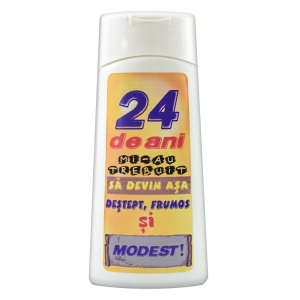 Gel De Dus 24 De Ani 250 ML2