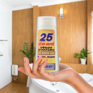 Gel De Dus 25 De Ani 250 ML
