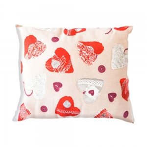 Perna Decorativa Love #3 45X45 CM