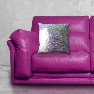 Perna Decorativa Lavanda #2 45X45 CM0