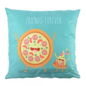 Perna Decorativa Friends Forever #2 45X45 CM