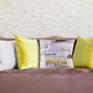 Perna Decorativa Lavanda #5 45X45 CM0