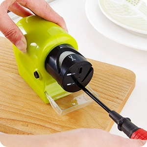 Dispozitiv Electric Pentru Ascutit Cutite, Foarfece, Surubelnite Swifty Sharp - 20W2