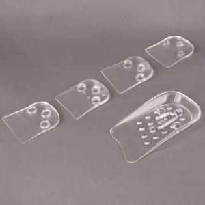 Talonete Inaltatoare Pentru Calcai Din Silicon - Pana la 5 cm