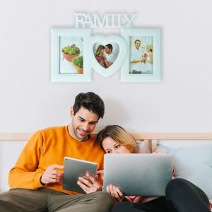 Rama Foto Family #1 40X25 CM1