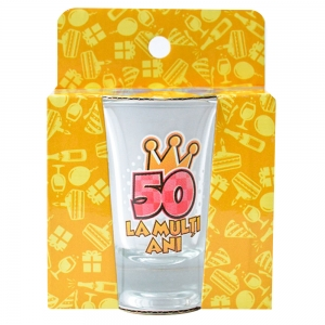 Pahar Shot La Multi Ani 50 35 ML3