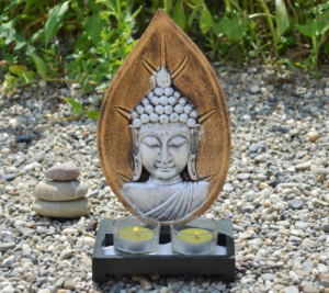 Suport Lumini Buddha
