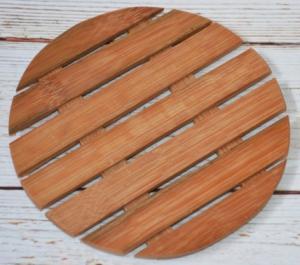 Suport din lemn pentru oala fierbinte - 14x14 cm