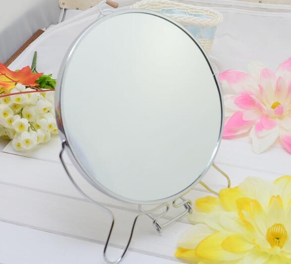 Oglinda cosmetica, 2 fete