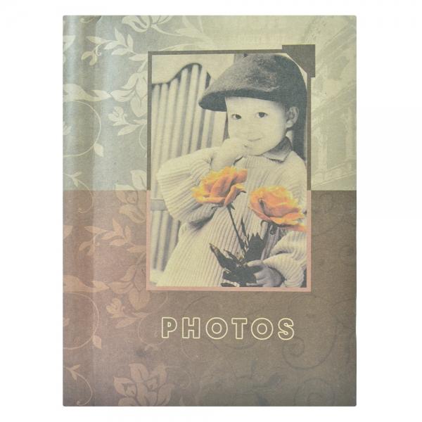 Album Foto Scrapbook Kids #2 24X15 CM/10 coli