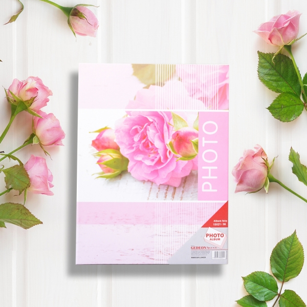 Album Foto Miniature Rose 21X15 CM/36 poze