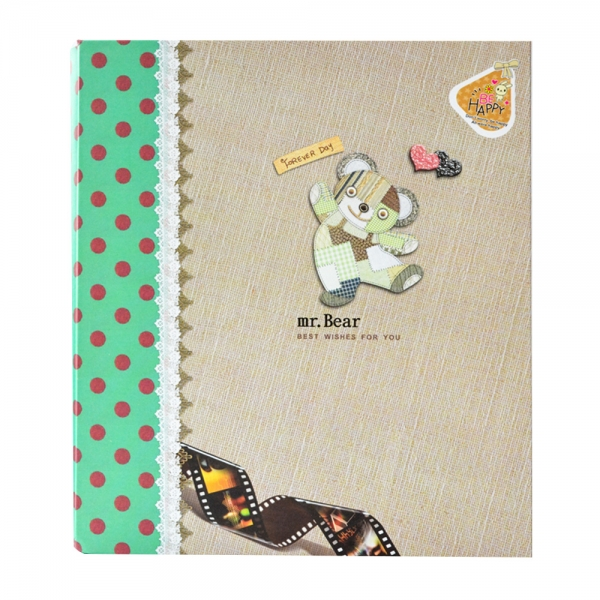 Album Foto Mr. Bear 18X13 CM/50 poze
