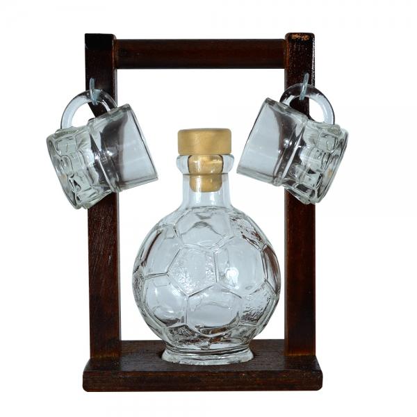 Minibar Cu Sticla Minge Si 2 Pahare