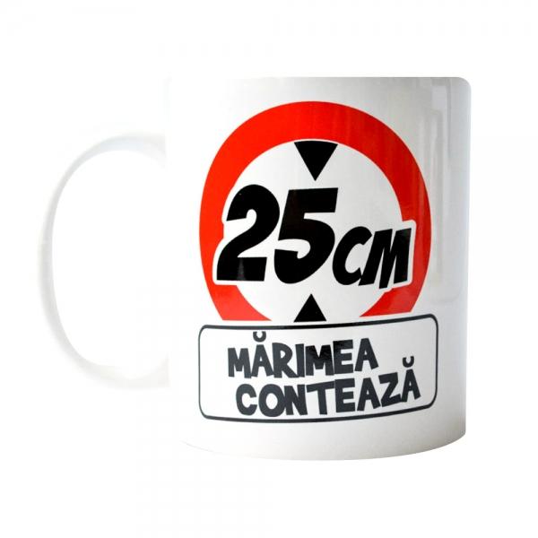 Cana Marimea Conteaza 250 ML
