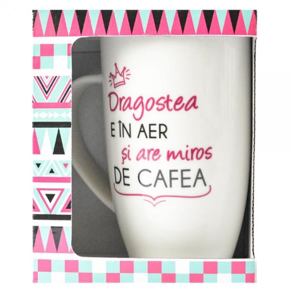 Cana Dragostea E In Aer Si Are Miros De Cafea 400 ML