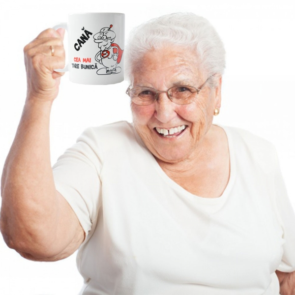 Cana Cea Mai Tare Bunica 250 ML