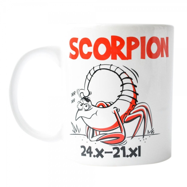 Cana Zodia SCORPION 250 ML