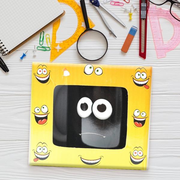 Cana Termosensibila Smile Rosu 250 ML