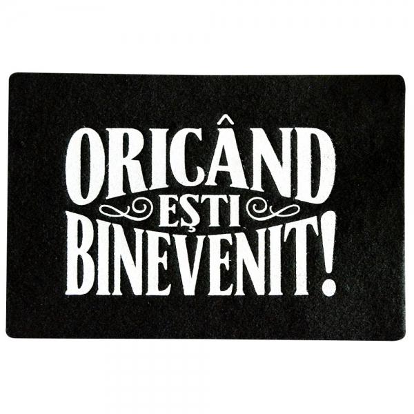 Covoras Oricand Esti Binevenit! 60X40 CM