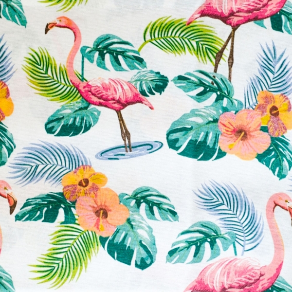 Fata De Masa Flamingo