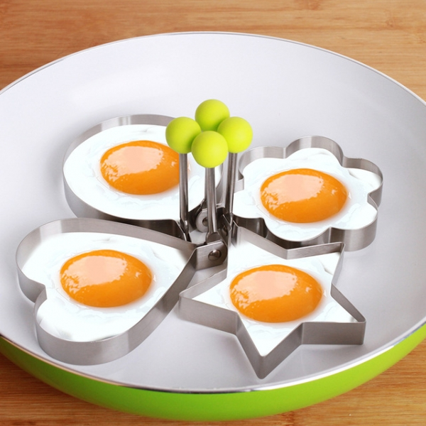 Forma Pentru Oua - 4 modele
